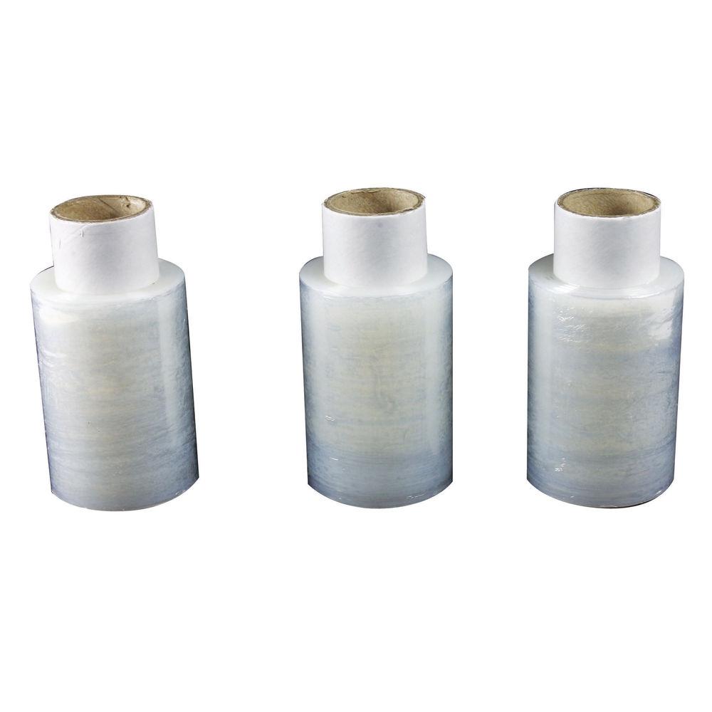 Marland Mini Stretch Wrap Refill Rolls Clear 100mm x 150M 10 Rolls   97151015