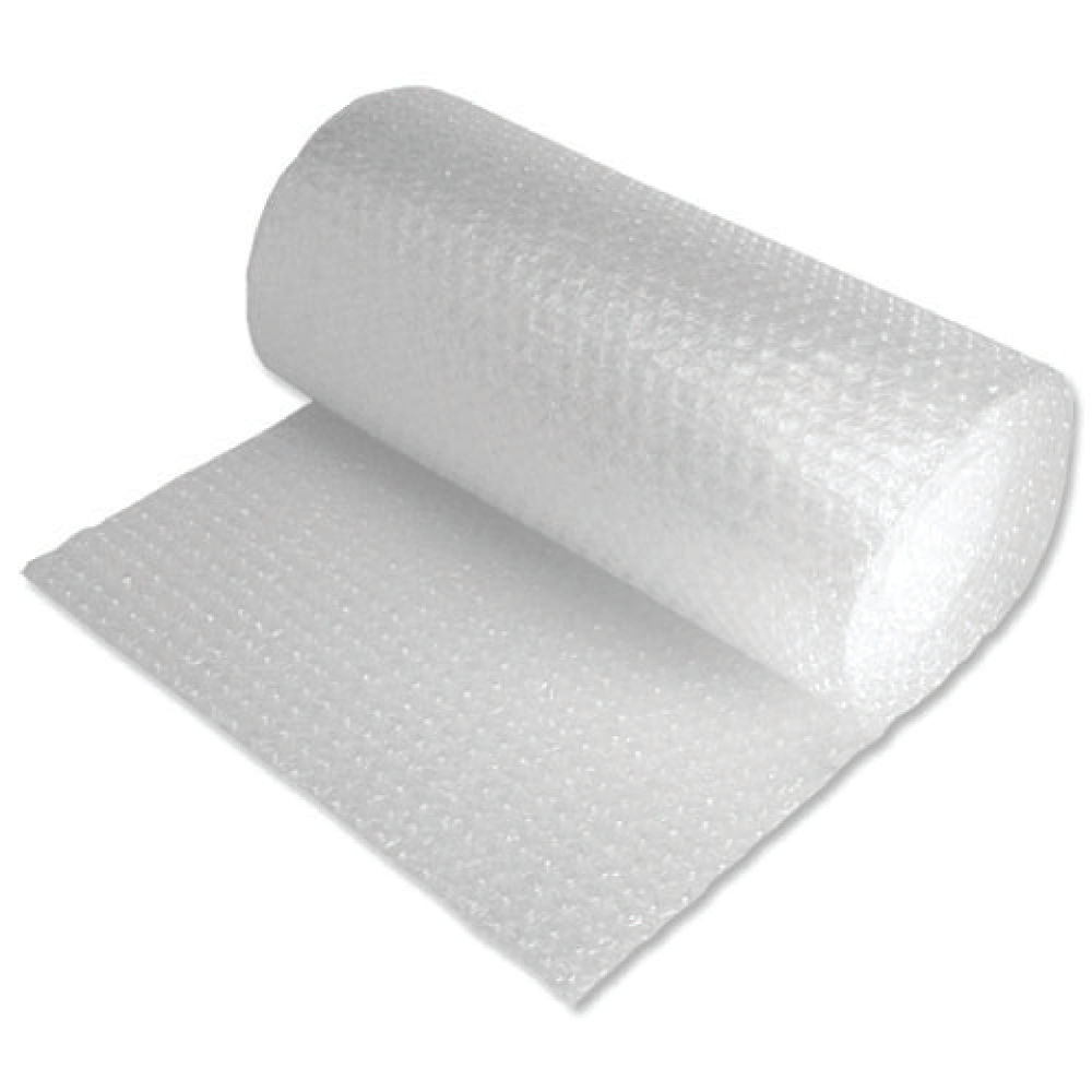 Jiffy Clear 500mm x 3m Bubble Wrap Film Roll - JB-S20L-05003