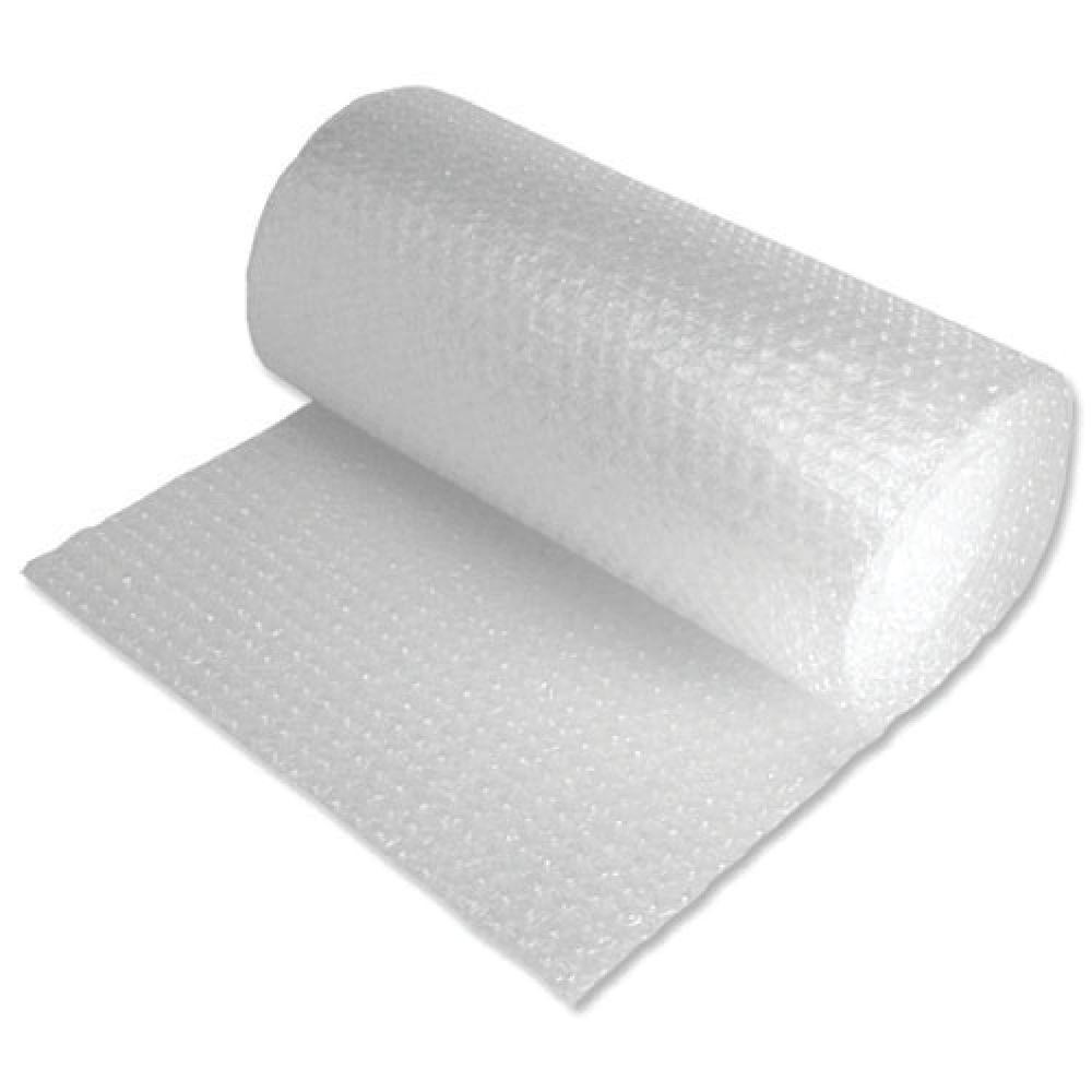 Jiffy Clear 500mm x 3m Bubble Wrap Film Roll - JB-S20L-05003
