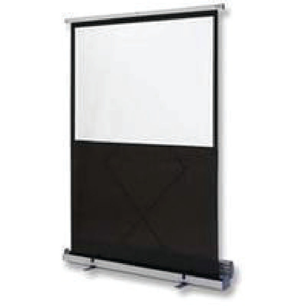 Nobo Floor-Standing Portable Projection Screen 1620x1220mm 1901956