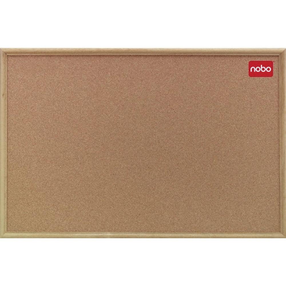 Nobo Classic Cork Notice Board, 1800 x 1200mm - 36739005