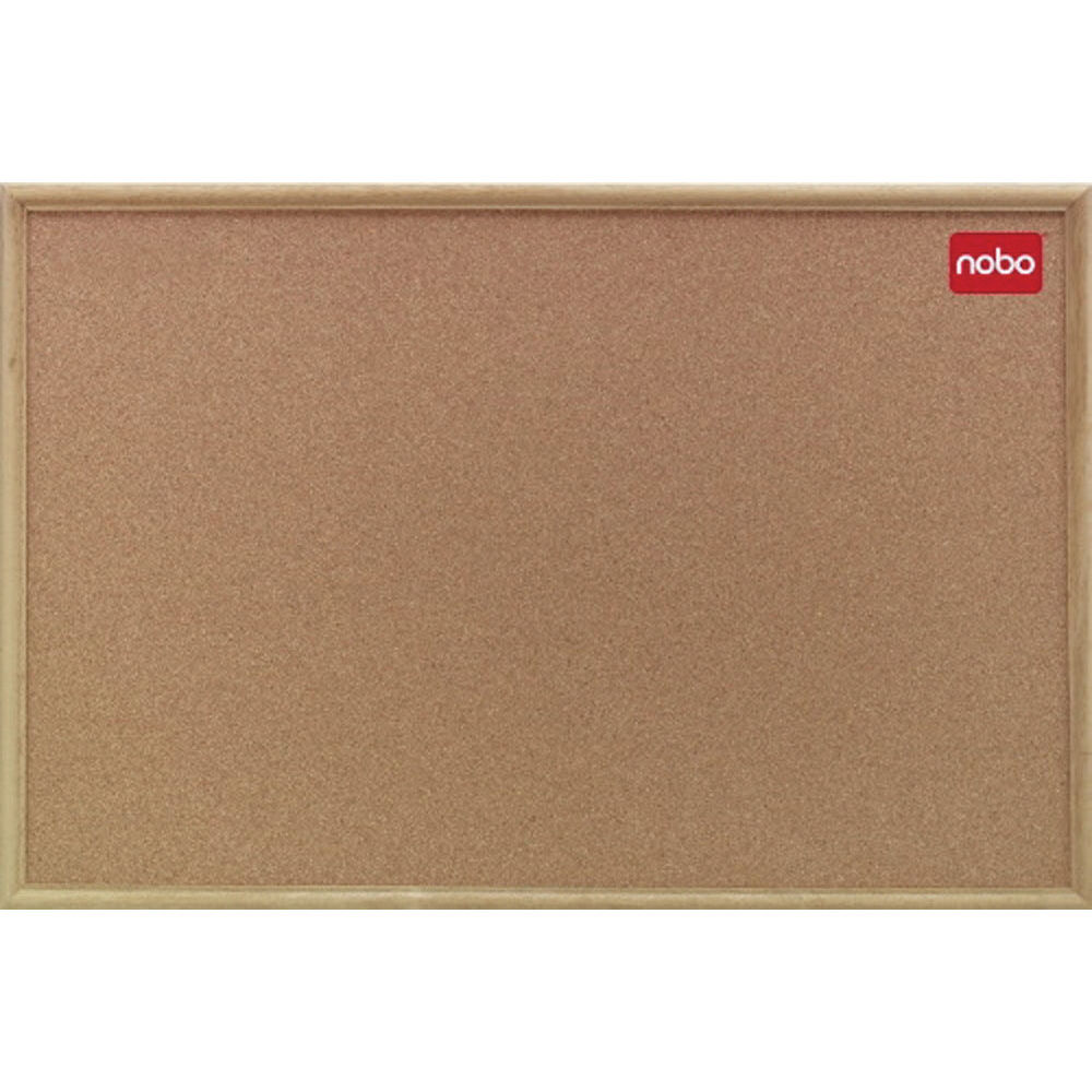 Nobo Classic Cork Notice Board, 1800 x 1200mm - 36739005