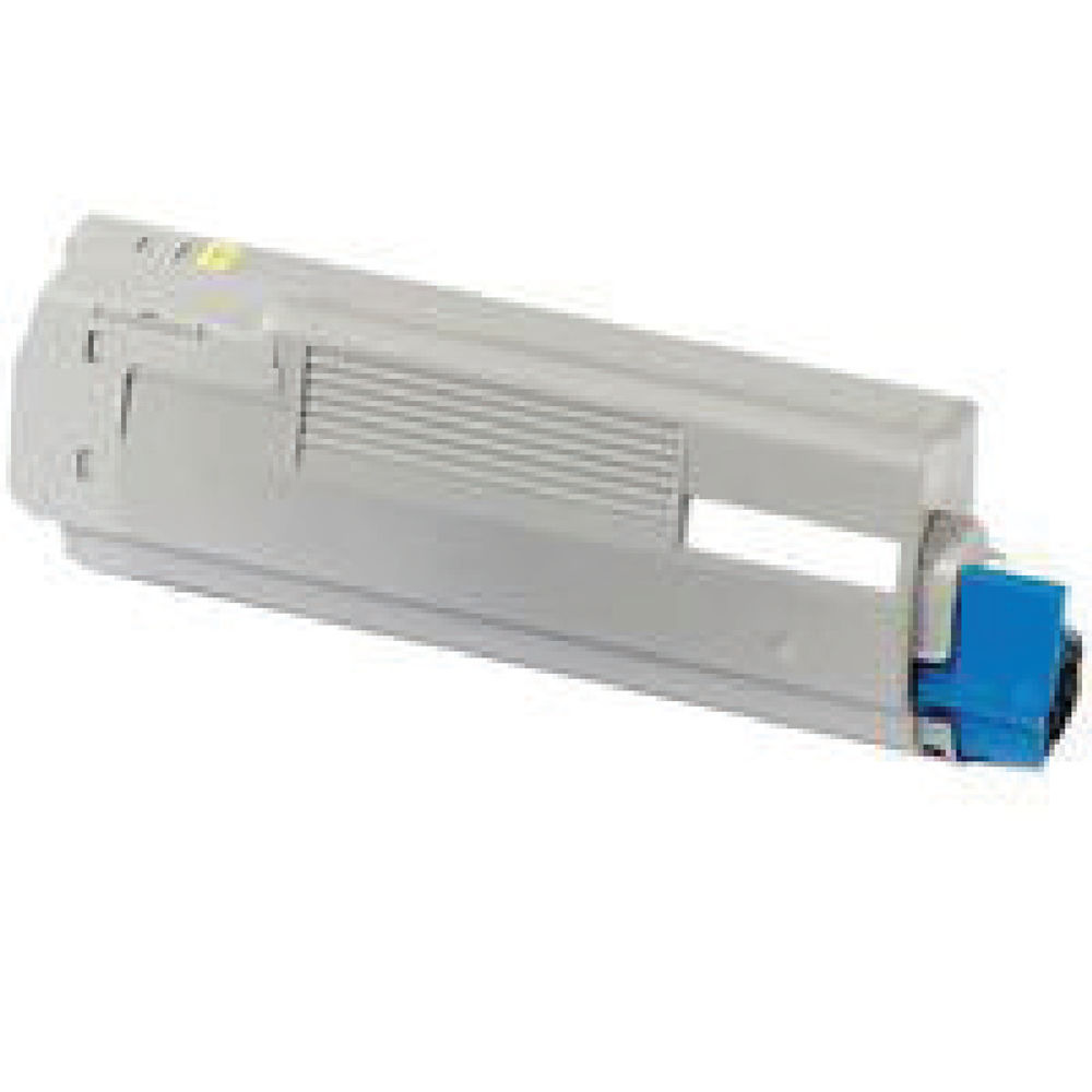 Oki C5600/C5700 Yellow Toner Cartridge 43381905