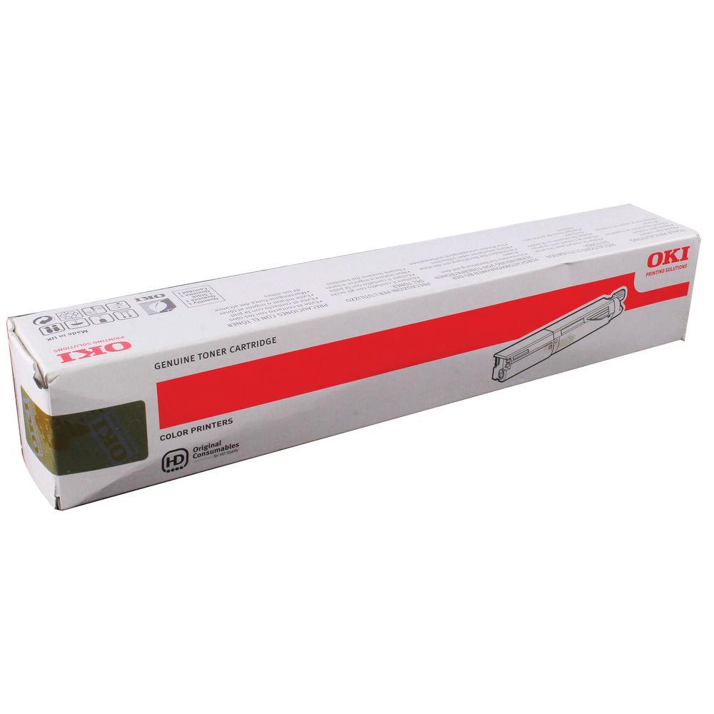 Oki Magenta Toner Cartridge - 43459434