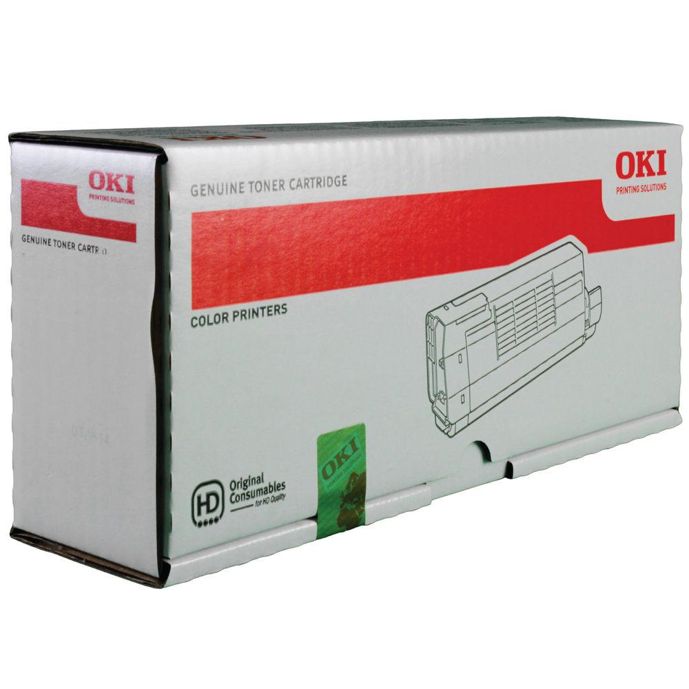Oki Magenta Toner Cartridge - 44318606