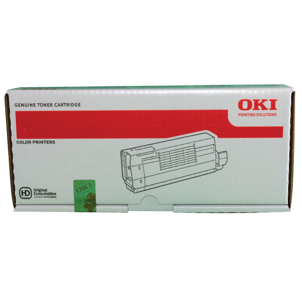 Oki Black Toner Cartridge - 44318608