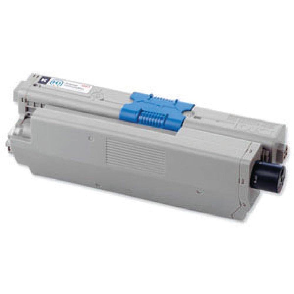 Oki Black Toner Cartridge - High Capacity 44469804