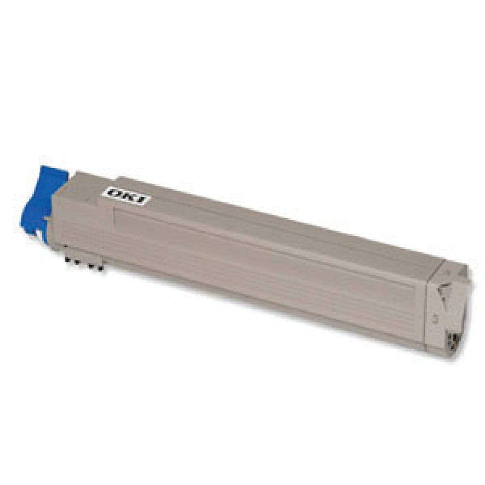 Oki Magenta Toner Cartridge - 44643002