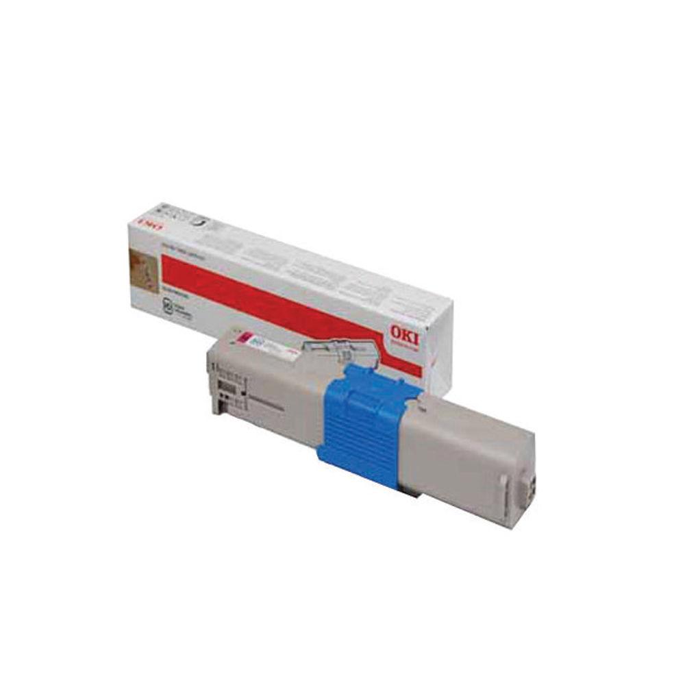 Oki Magenta Toner Cartridge - 44973534