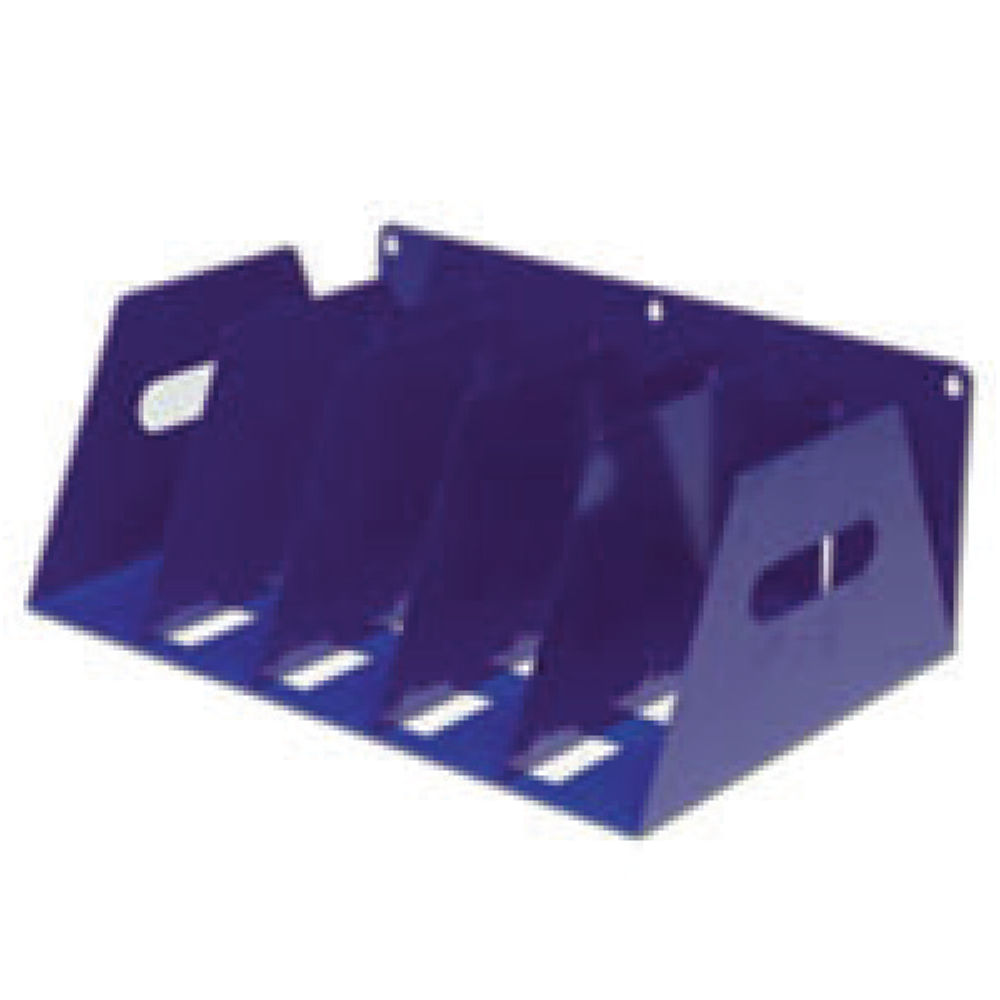 Rotadex Blue 5 Section Lever Arch Filing Rack - LAR5BLUE
