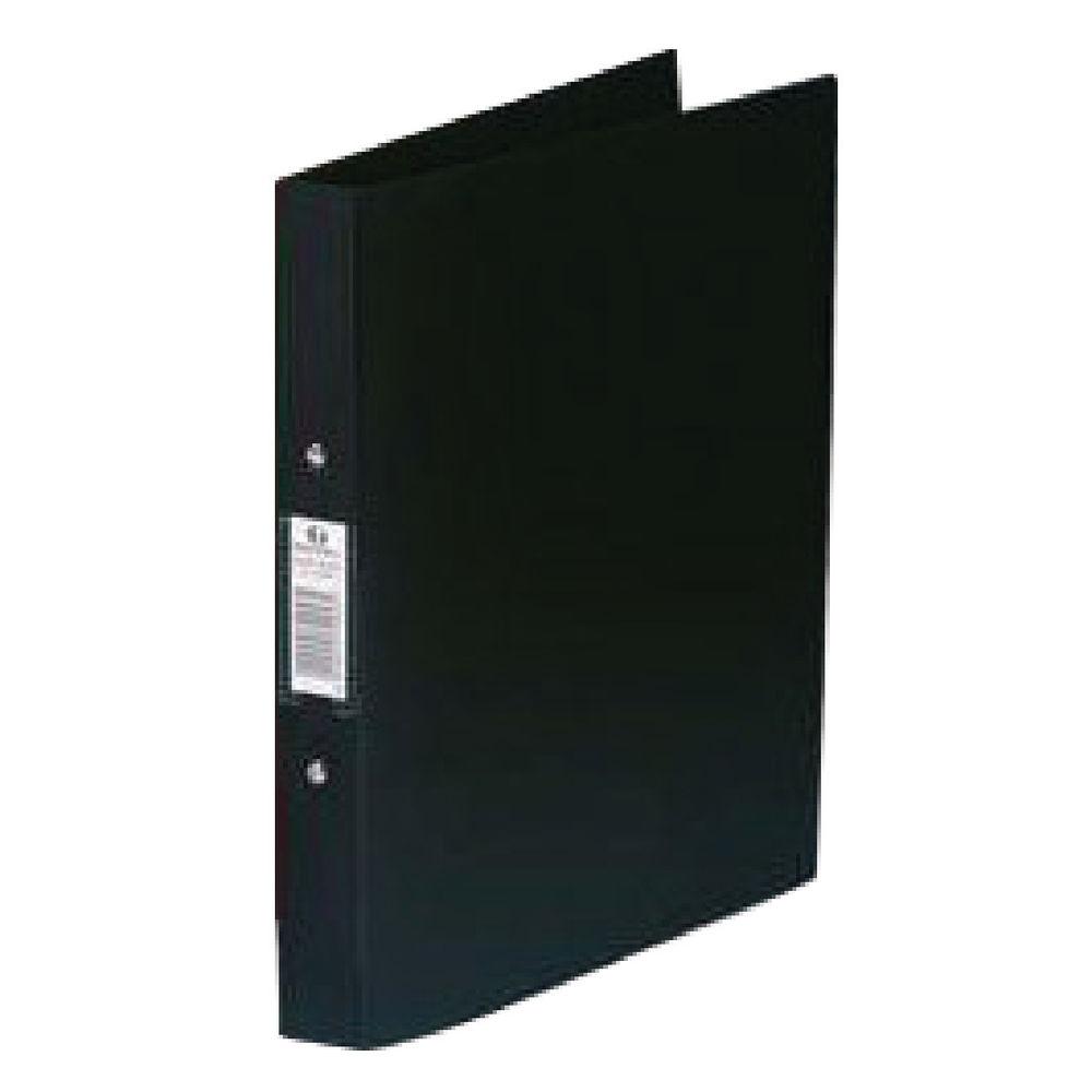 Rexel Budget A4 Black 2 O-Ring Binder, 25mm