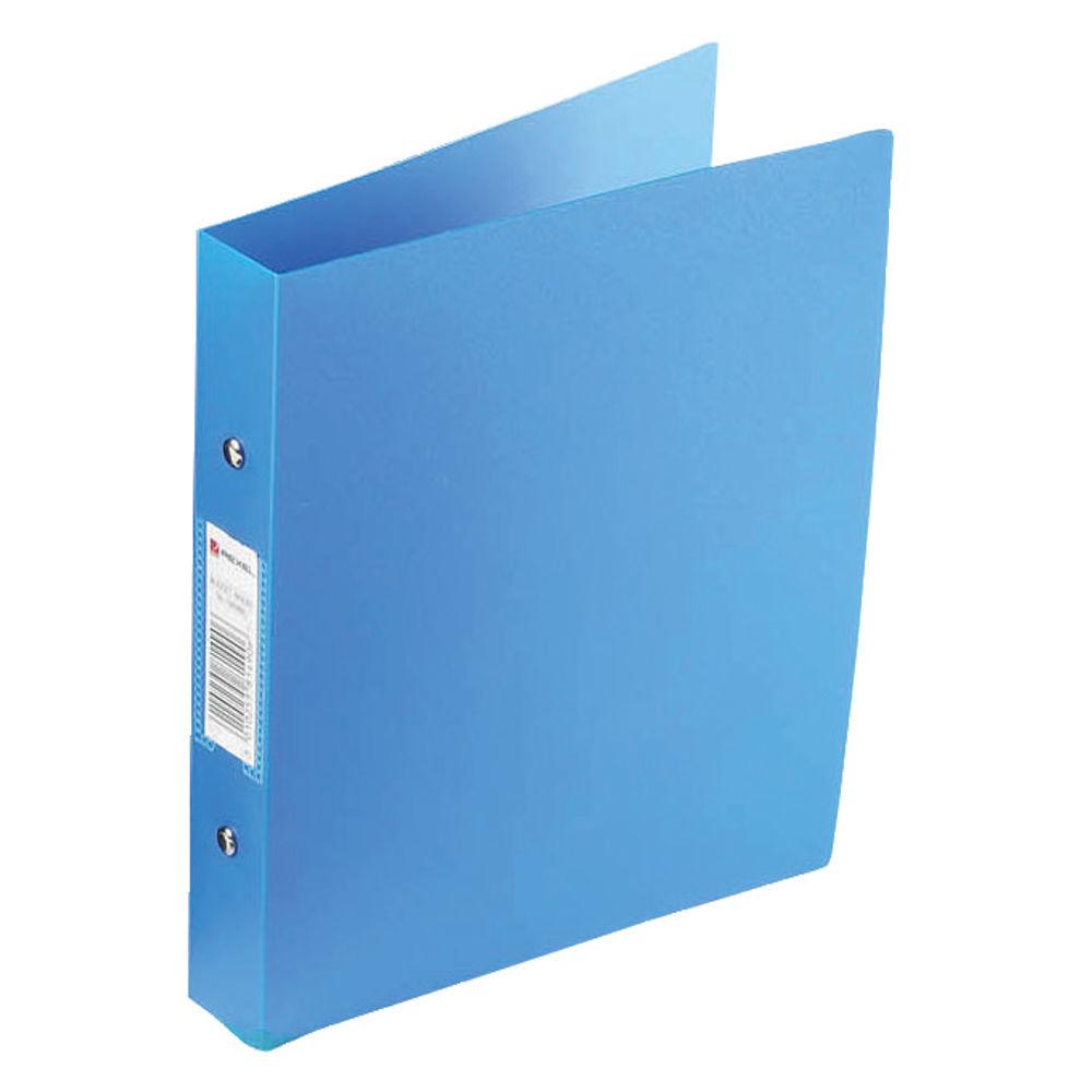 Rexel Budget A4 Blue 2 O-Ring Binder, 25mm