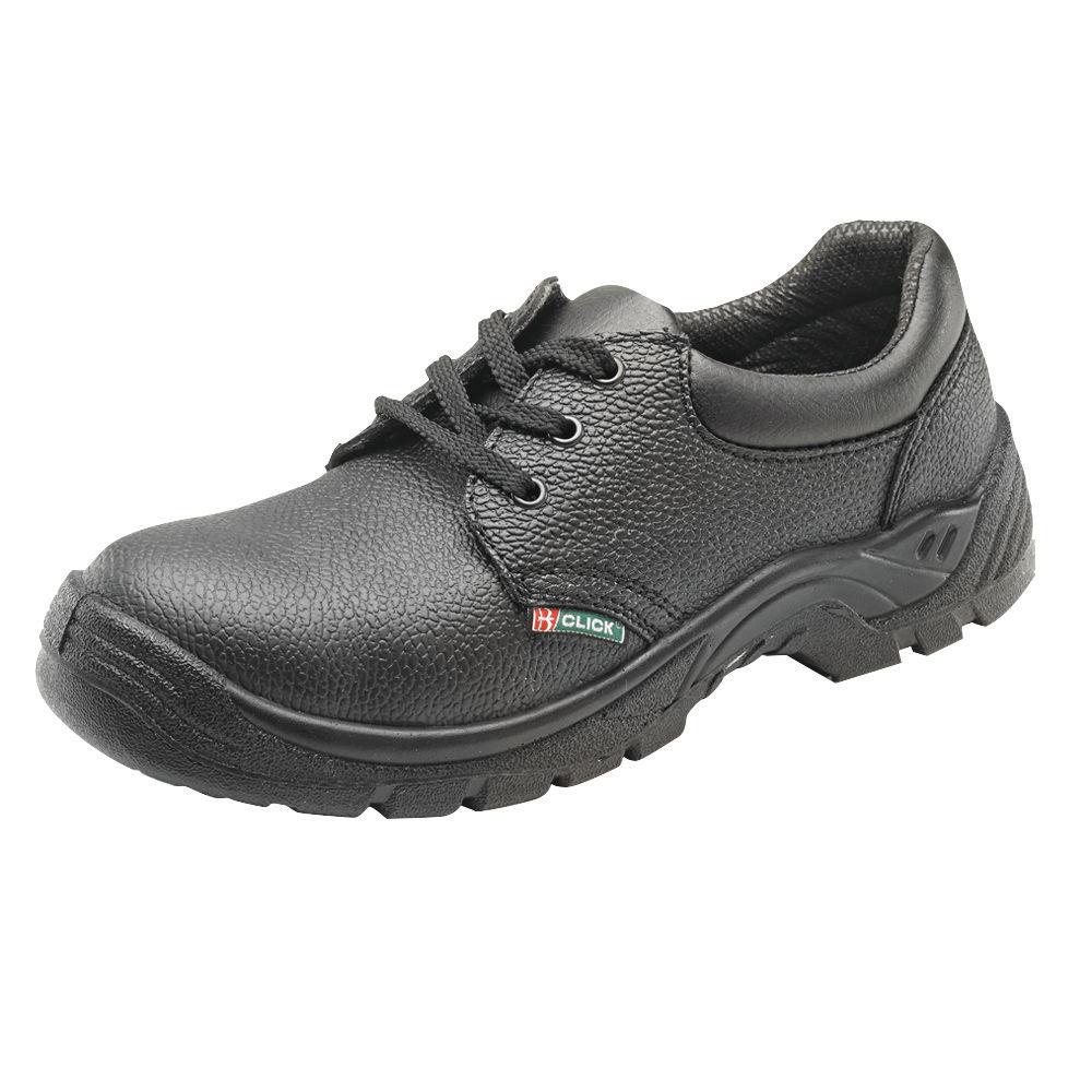 Size 7 Black Mid Sole Dual Density Shoe - CDDSMS07