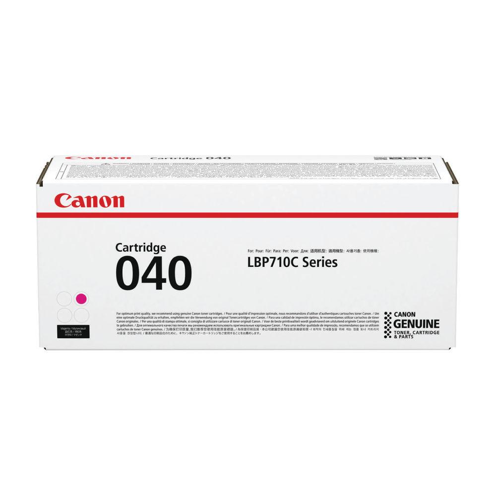 Canon 040 Magenta Toner Cartridge – 0456C001