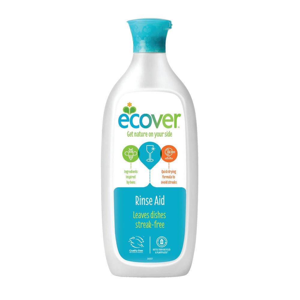Ecover 500ml Dishwasher Rinse Aid - 1002053