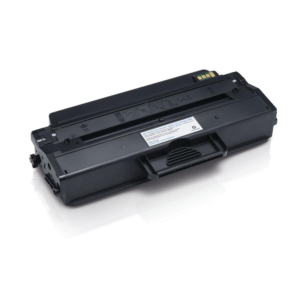Dell Black Toner Cartridge (1,500 Page Capacity) 593-11110