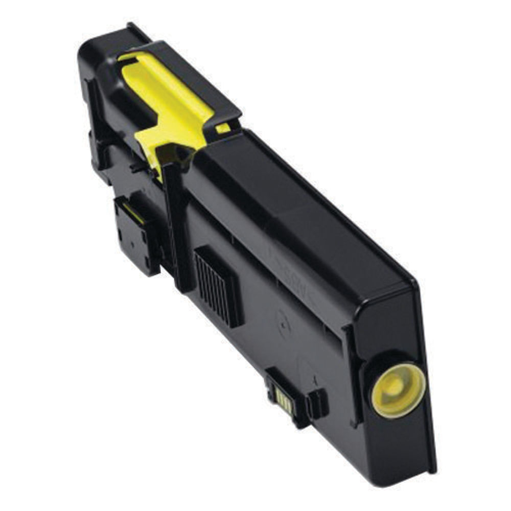 Dell 593-BBBO Yellow Toner Cartridge - 593-BBBO