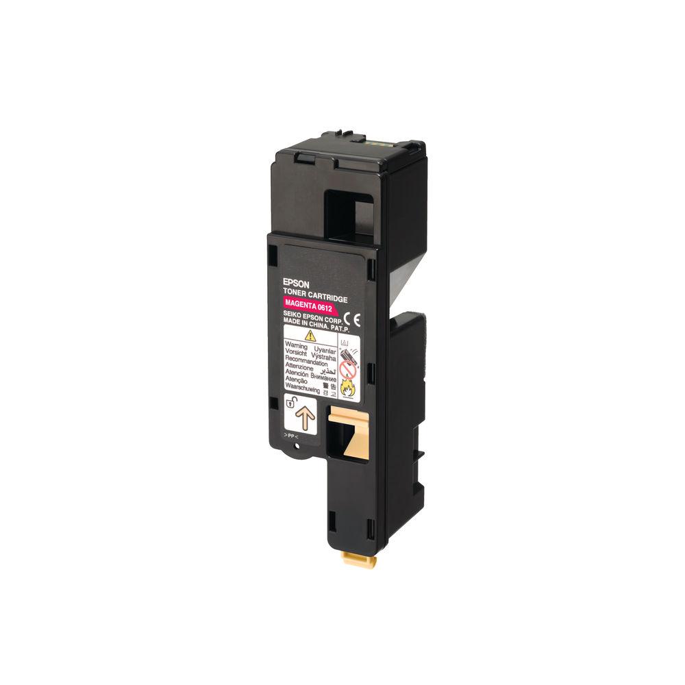 Epson S050612 Magenta Toner Cartridge High Capacity C13S050612 / S050612