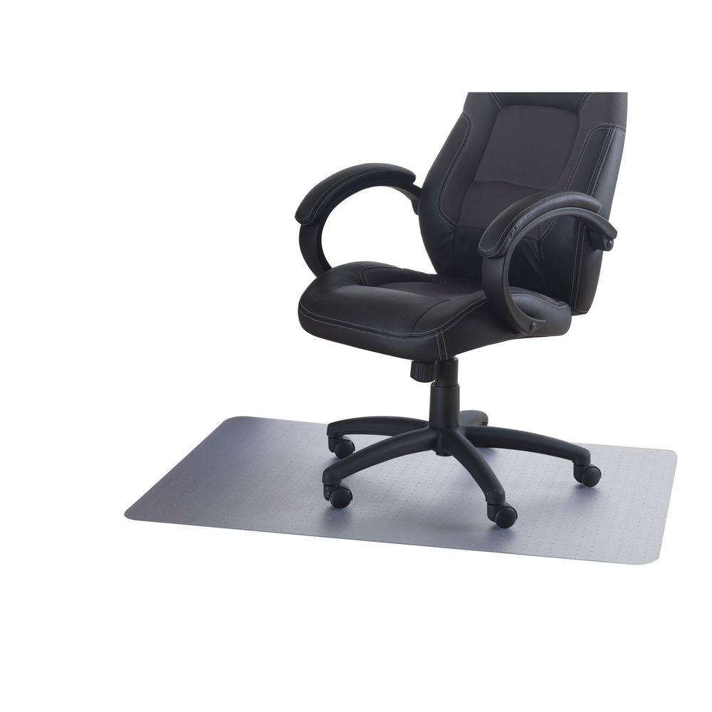 Ecotex Evolution 1200 x 900mm Rectangular Carpet Chair Mat - FL74151