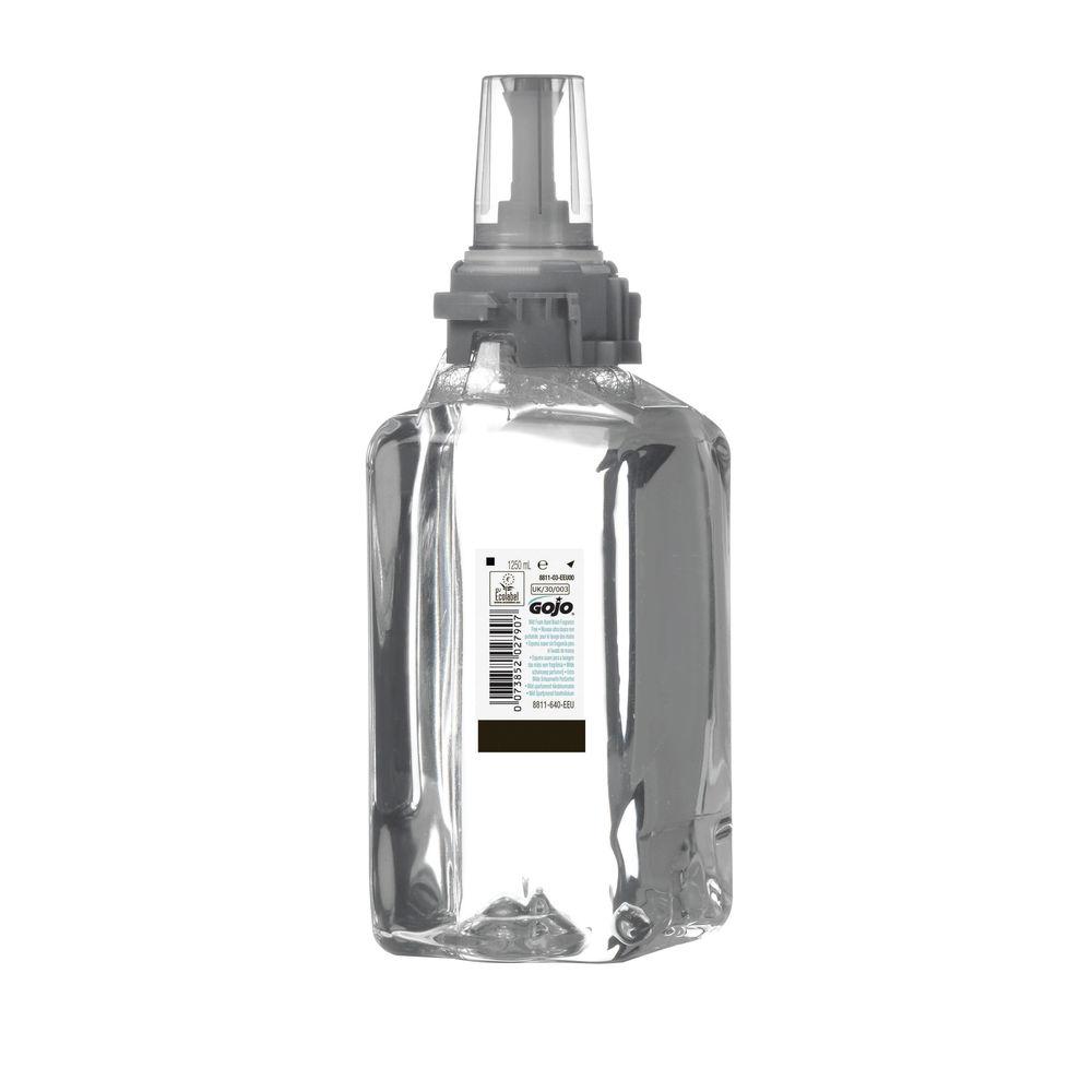 Gojo 1250ml ADX-12 Mild Foam Hand Wash, Pack of 3 - 8811-03-EEU