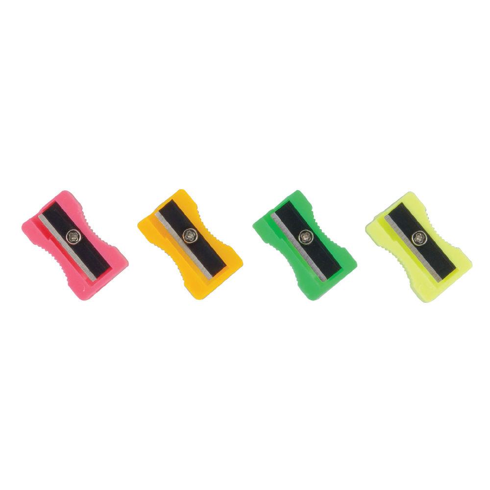 Plastic Pencil Sharpeners, Pack of 100 - 794300