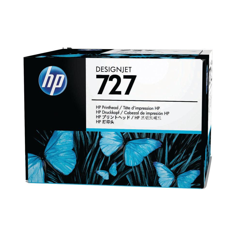 HP 727 Black Printhead - B3P06A