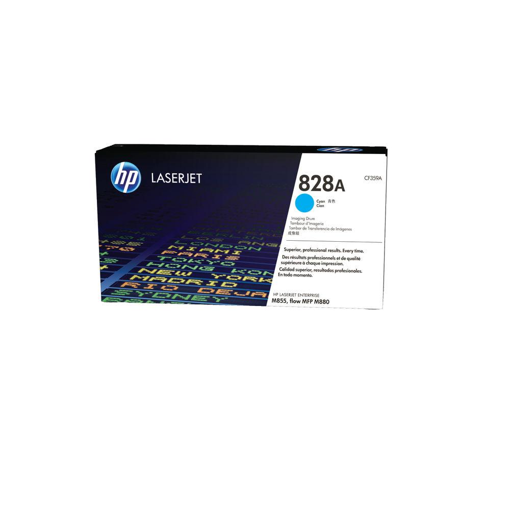 HP 828A Cyan Laserjet Imaging Drum - CF359A