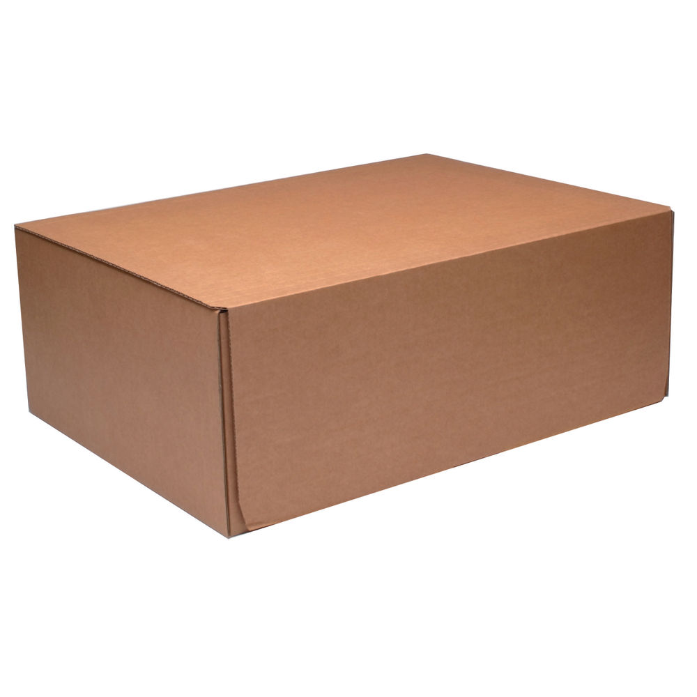 460 x 340mm Brown Mailing Boxes, Pack of 20 - 43383253