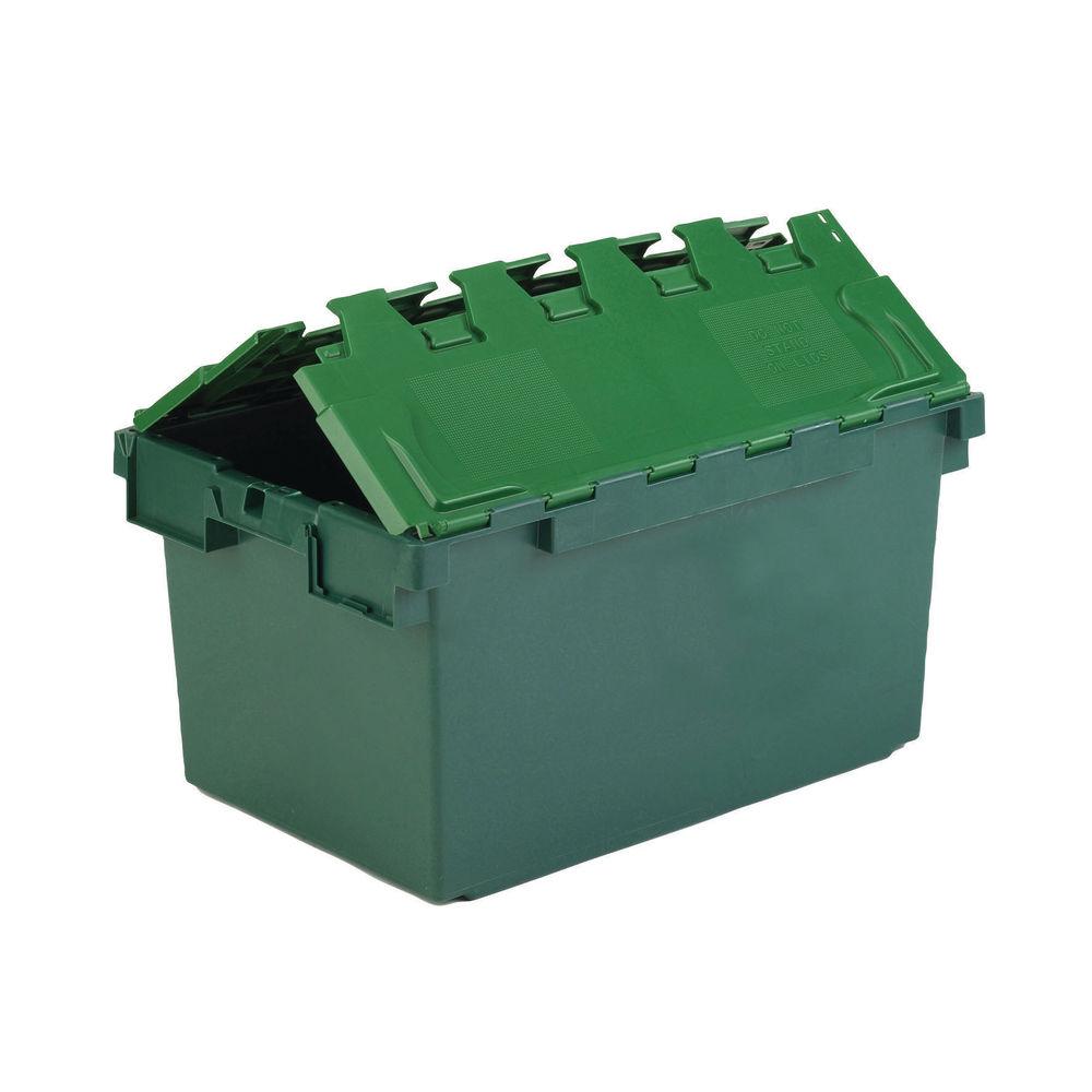 VFM Green Plastic Picking Container - 374370