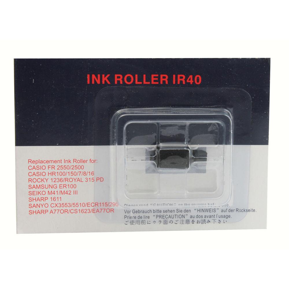 Cash Register Black Ink Roller - PC040