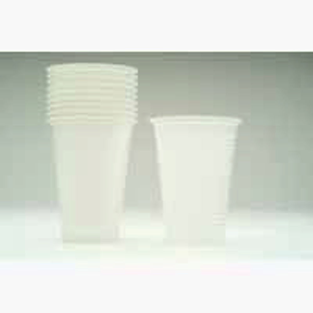White 7oz Drinking Cups, Pack of 2000 - DVPPWHCU02000
