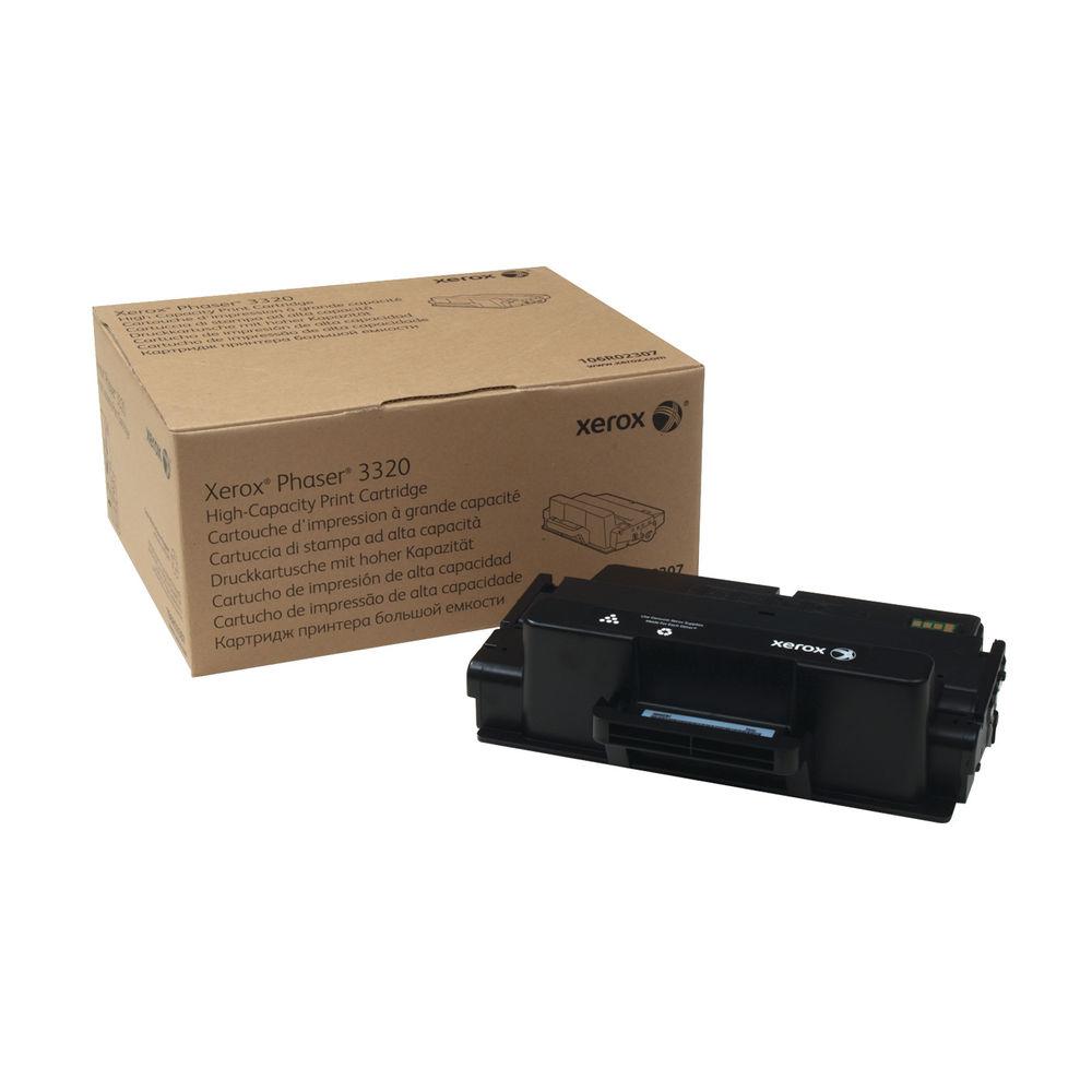 Xerox Phaser 3320 Black High Yield Toner Cartridge – 106R02307