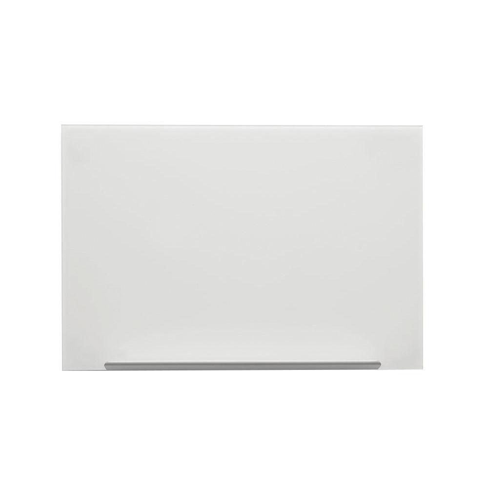 Nobo Diamond Magnetic Glass Board White 1883x1053mm 1905178