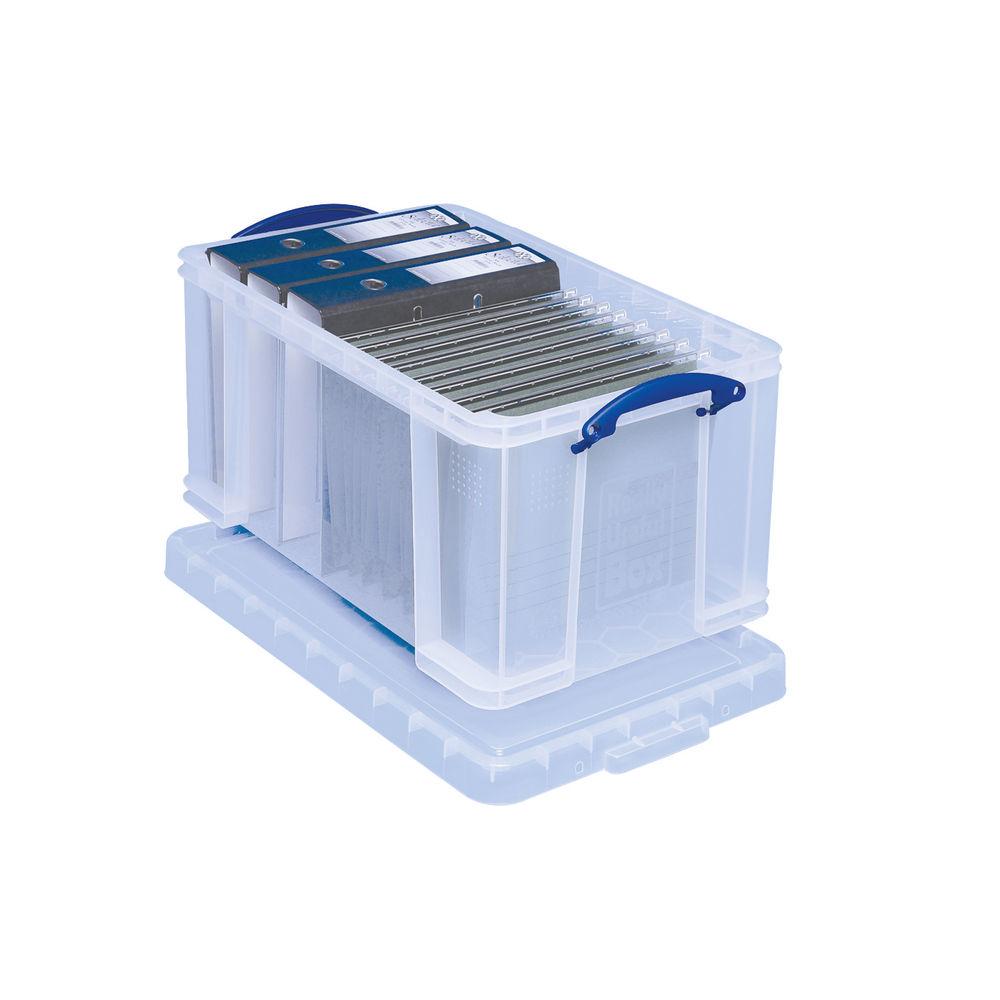 Really Useful 48 Litre Storage Box   48C