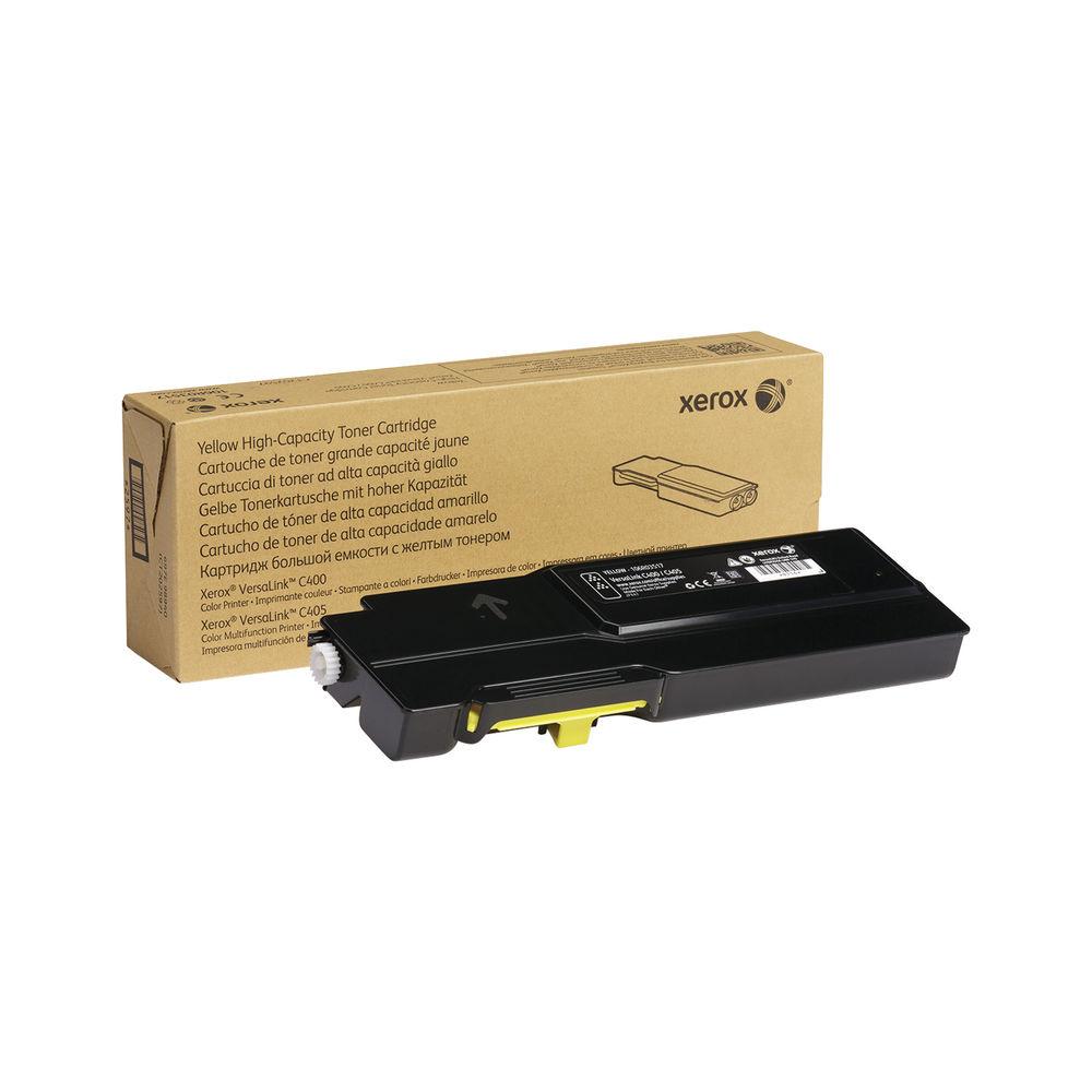 Xerox VersaLink C400/C405 Yellow High Yield Toner Cartridge 106R03517