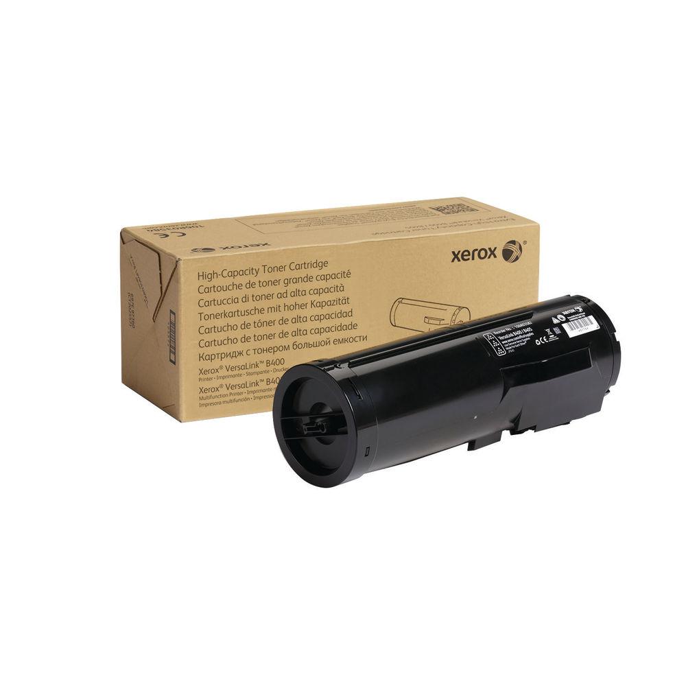 Xerox VersaLink B400 Black High Yield Toner Cartridge – 106R03582