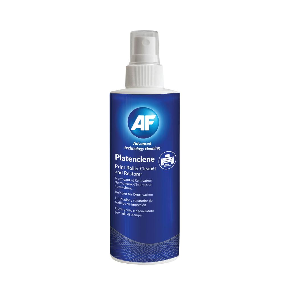 AF 100ml Platenclene Print Roller Cleaner and Restorer - PCL100