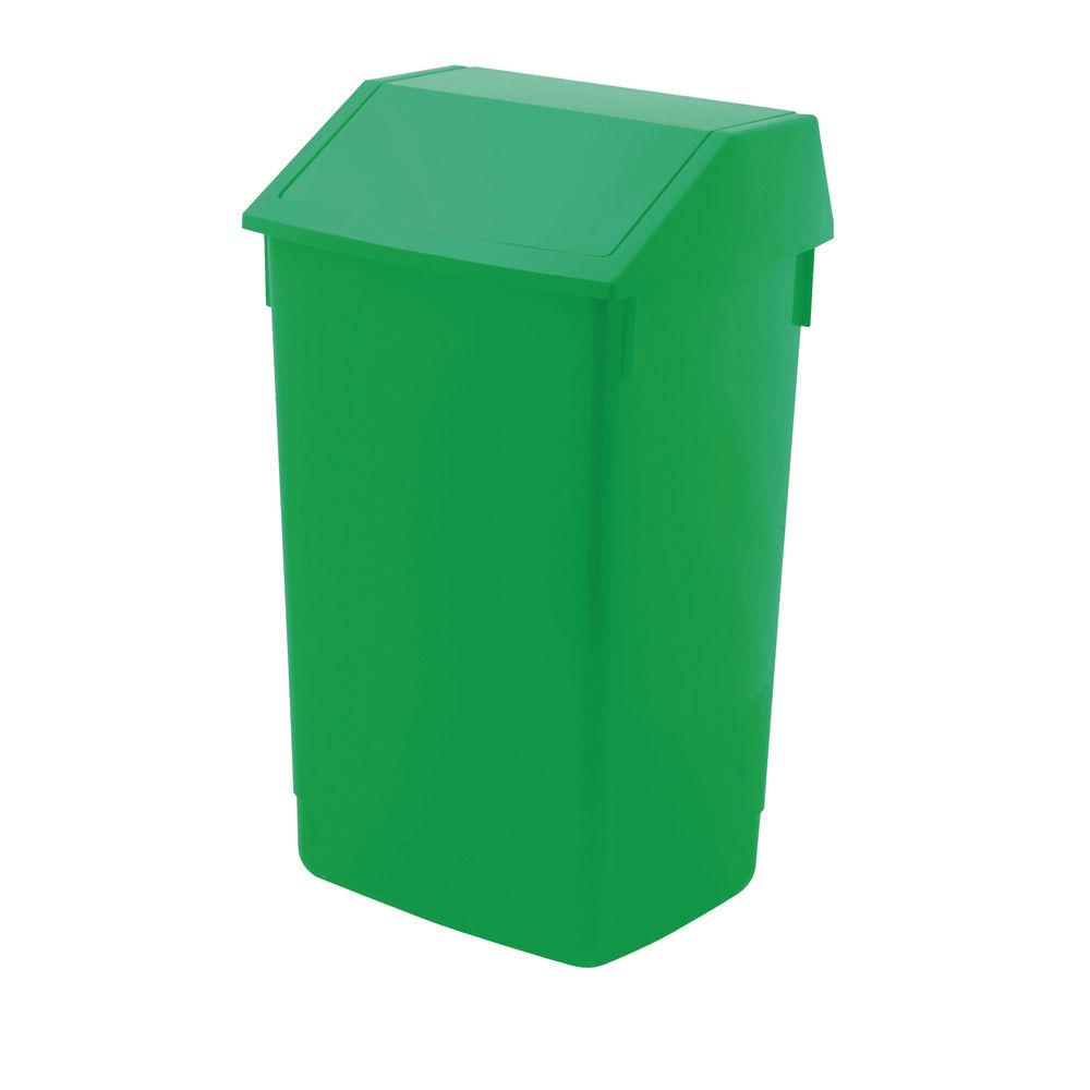Addis Green 60 Litre Fliptop Bin - AG813422