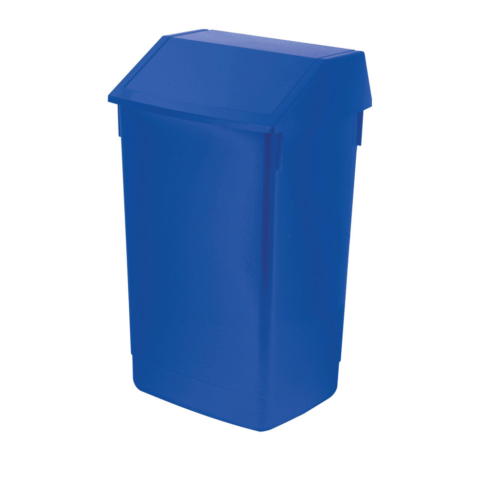 Addis Blue 60 Litre Fliptop Bin - AG813424