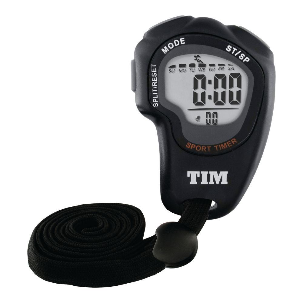 Acctim Olympus Stopwatch Black TIM902B