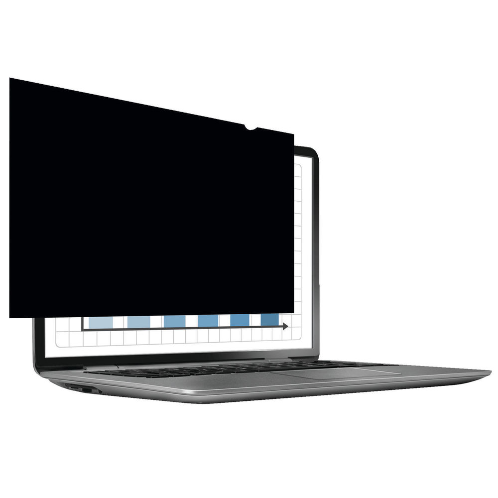 Fellowes PrivaScreen Privacy Filter 12.5in Widescreen 4813002