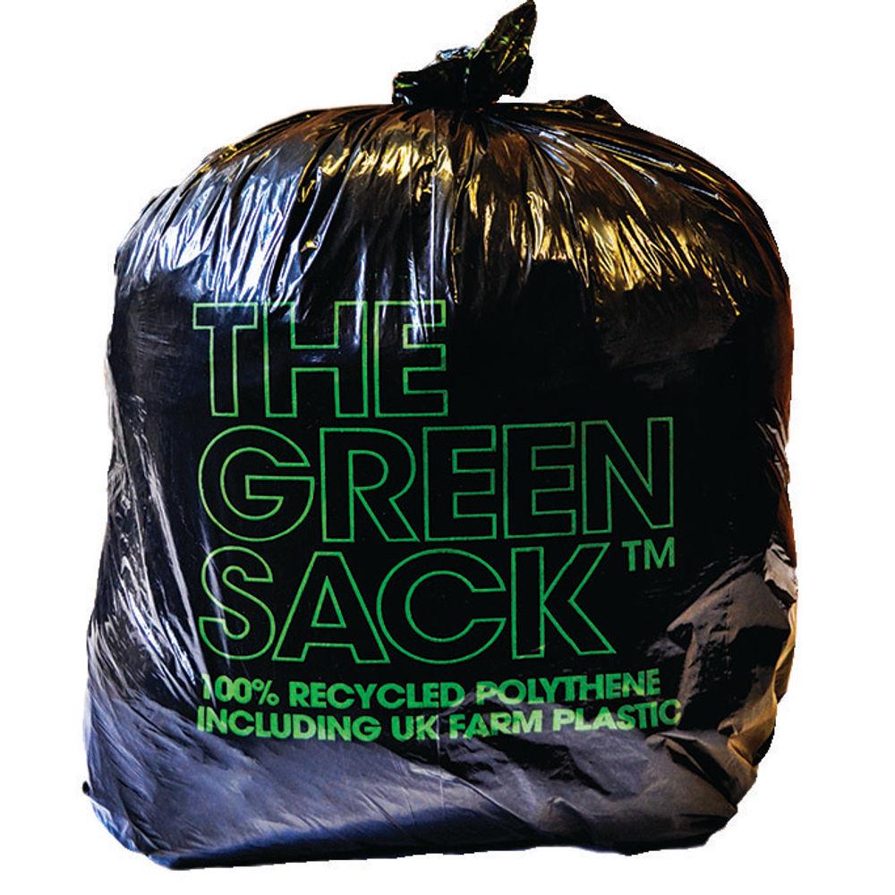 The Green Sack Medium Duty Refuse Sack (Pack of 200) GR0006
