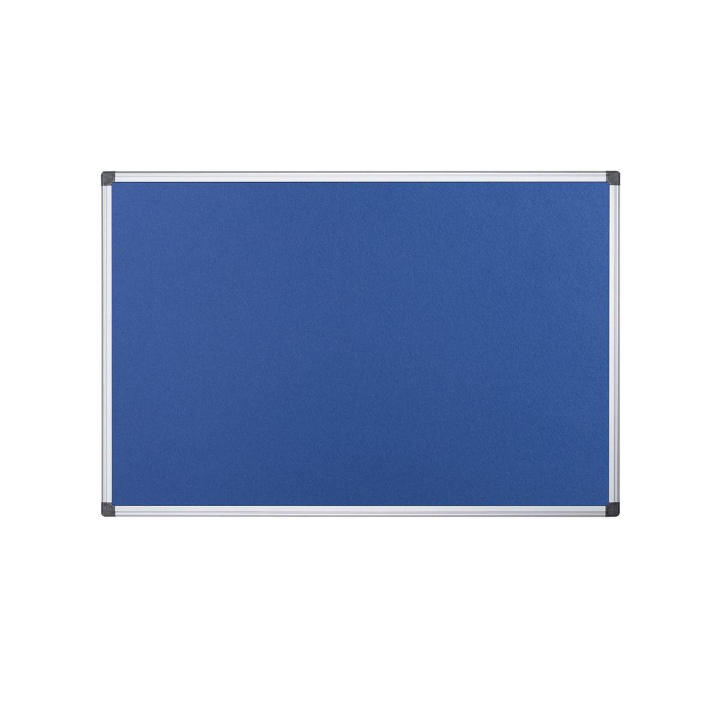 Bi-Office Fire Retardant Notice Board 600x900mm SA0301170