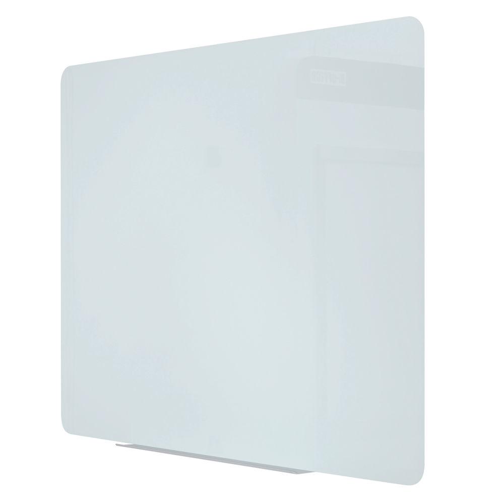 Bi-Office 1500 x 1200mm Magnetic Glass Drywipe Board - GL110101