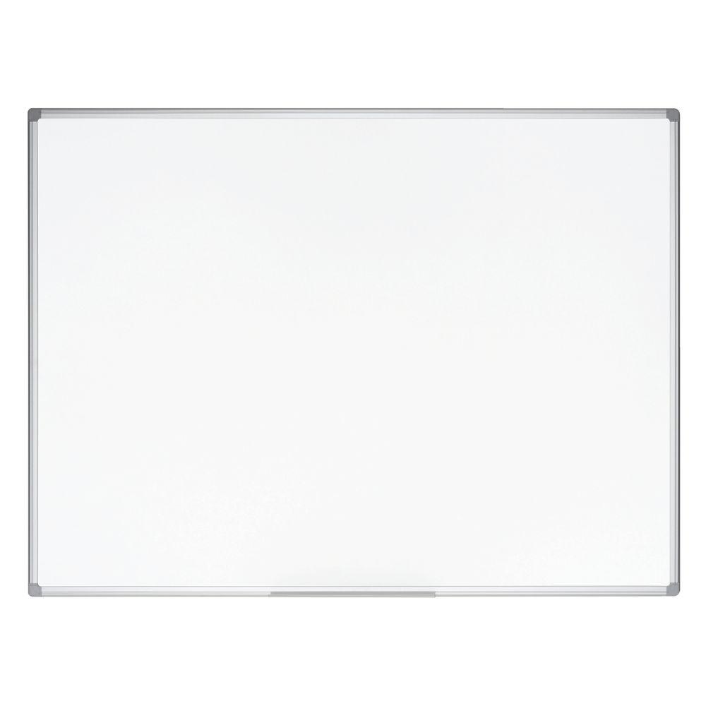 Bi-Office Earth Non-Magnetic Melamine Drywipe Board 900x600mm MA0300790