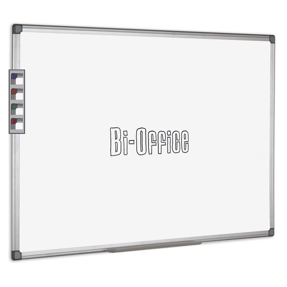 Bi-Office Aluminium Trim Drywipe Board 900x600mm MB0312170