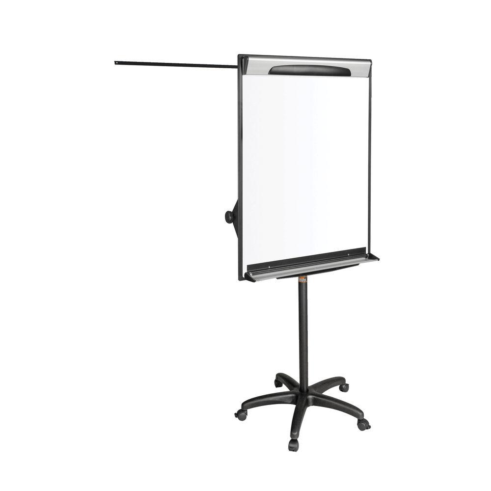 Bi-Office 700 x 1000mm Mobile Magnetic Flipchart Easel - EA48061823