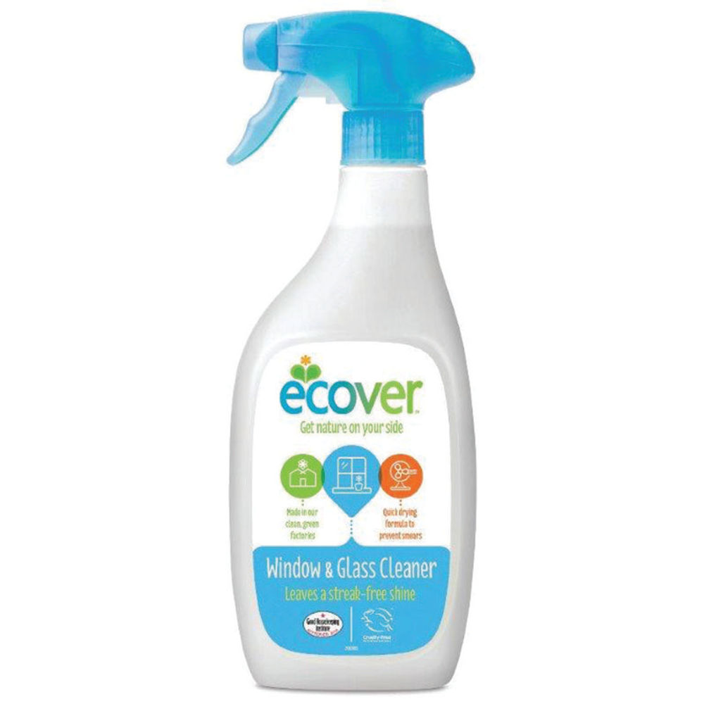 Ecover 500ml Window and Glass Spray - 1003028