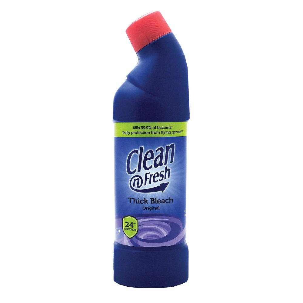 Clean and Fresh 750ml Thick Bleach - 1016011