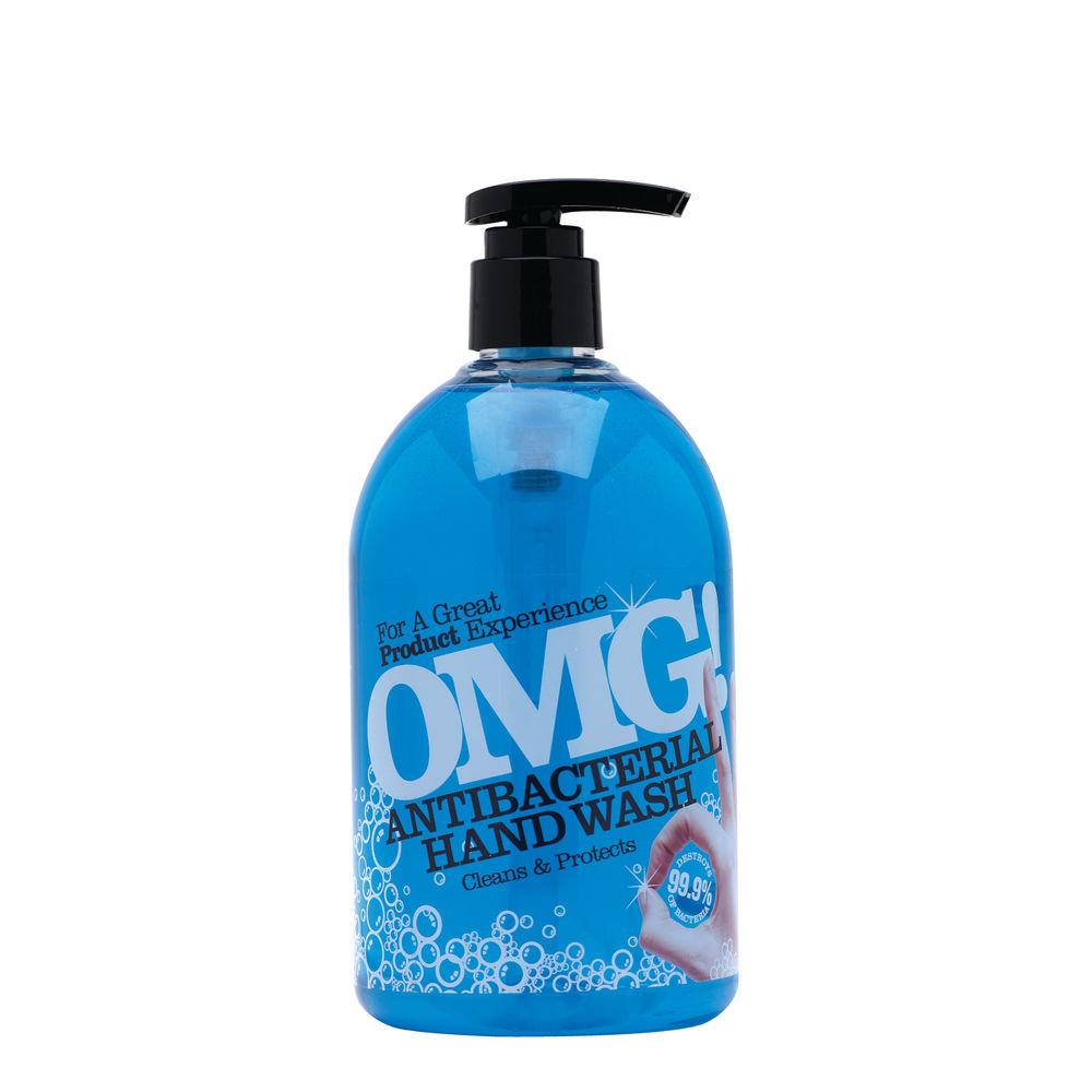 OMG 500ml Antibacterial Tea Tree Hand Wash - 0604398